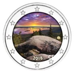 2 Euro Finlande 2018 - Parc Koli