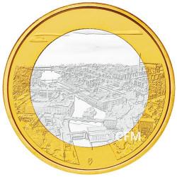 5 Euro Finlande 2018 - Paysages finlandais - Tammerkoski