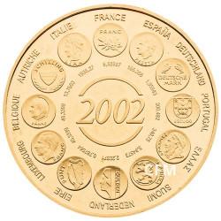 Naissance de l'Euro fiduciaire