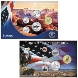 Lot 2 séries Navajo + Apache