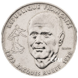 1996 - 1 Franc J.Rueff