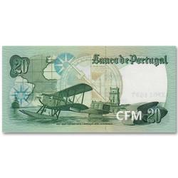 20 Escudos Portugal 1978