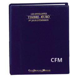 Le classeur ETM + 6 pochettes OFFERTES