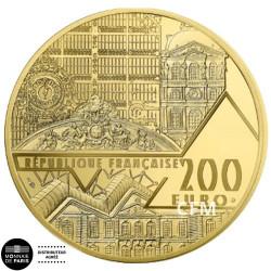 200 Euro Or France BE 2019 - La Joconde