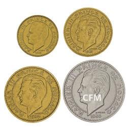 Série Monaco 1950-1951