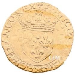 Écu d'Or François 1er  au soleil (1494 -1547)