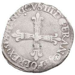 ¼ d'Écu Henri IV