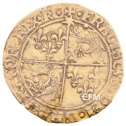 L'écu d'or François 1er (1494 - 1547) au Dauphiné