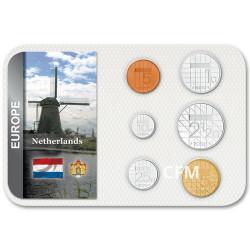 Série Pays-Bas 1988-2000