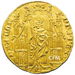Royal d'Or Philippe VI (1328-1350)