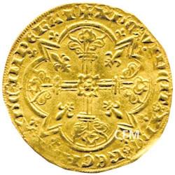 1319-1364 - France - L'écu d'Or Jean le Bon Mouton d'Or