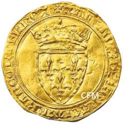 Ecu d'Or - Charles VI 1380-1422