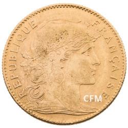 1911 - 10 Francs Or - Marianne IIIe République