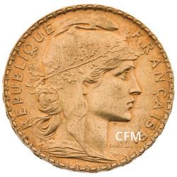 20 Francs Or - Marianne 1904