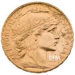 20 Francs Or - Marianne 1912
