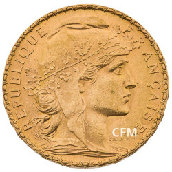 20 Francs Or - Marianne 1905