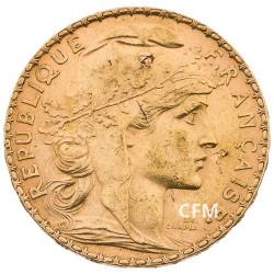 20 Francs Or - Marianne 1903