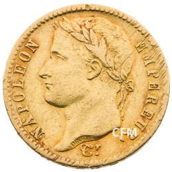 20 Francs Or 1813 A - Napoléon