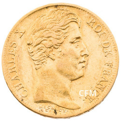 1830A - 20 Francs Or Charles X
