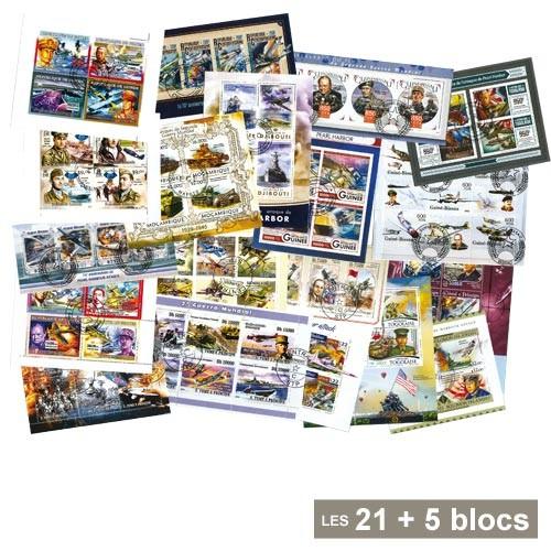 21 Blocs 39-45