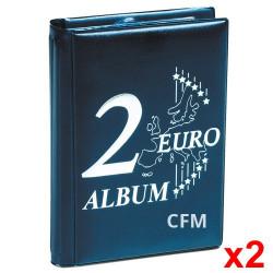 Lot de 2 albums de poche pour 2 Euro