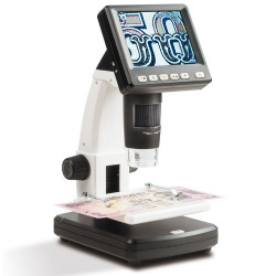Microscope digital LCD