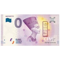 Billet souvenir 0 Euro Néfertiti