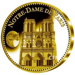 Notre-Dame de Paris - Or BE
