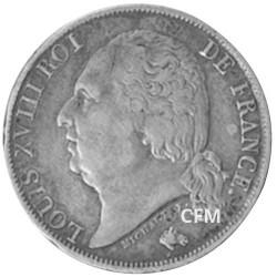 1 Franc Argent