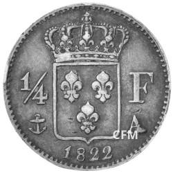 1/4 Franc Argent