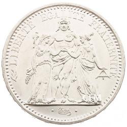 10 Francs Argent Hercule 1968