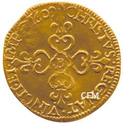 Écu d'Or Henri IV