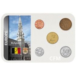 Série Belgique 1956-2001
