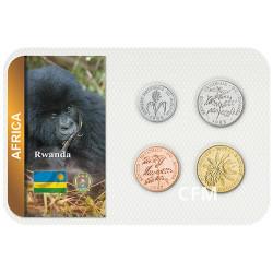 Série Rwanda 1977-1987