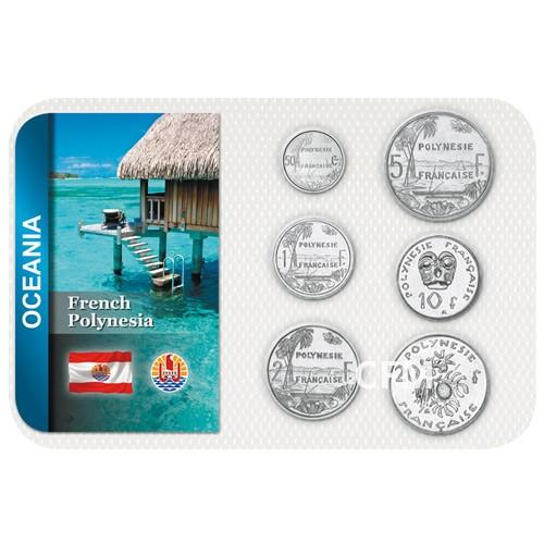 Série Polynésie 1965-2005