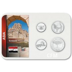 Série Yémen 1993-2009