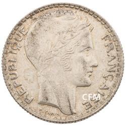 10 Francs Argent - Turin 1932