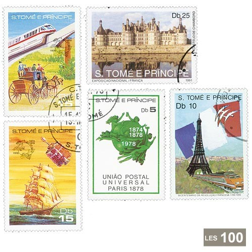 100 timbres St Thomas