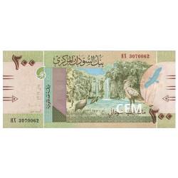 Billet 200 Pounds Soudan 2019