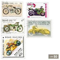 50 timbres Motos