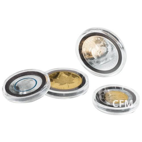 Lot de 10 capsules rondes antioxydation 41 mm