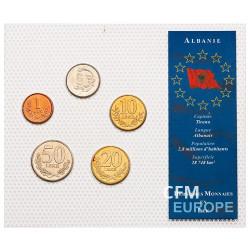 Série Albanie