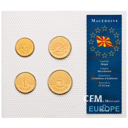Série Macédoine