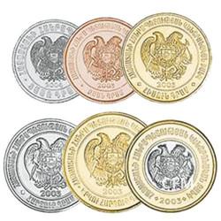 Série Arménie 2003-2004