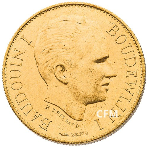 Médaille Baudouin Ier