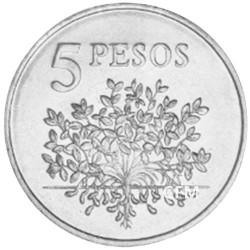 5 Pesos Guinée-Bissau 1977