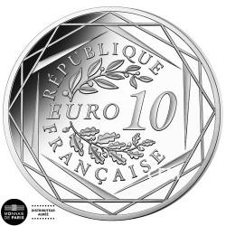 10 Euro Argent France 2020