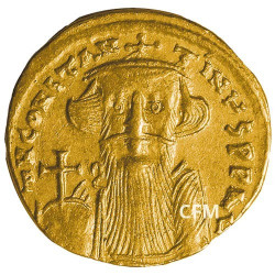 Solidus Or Constant II (641-668)