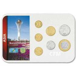 Série Kazakhstan 1997-2010