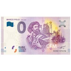 Billet Souvenir 0 Euro 2019 - Marco Polo